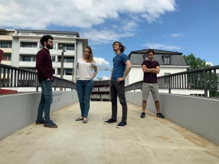 Concept Store Quartet