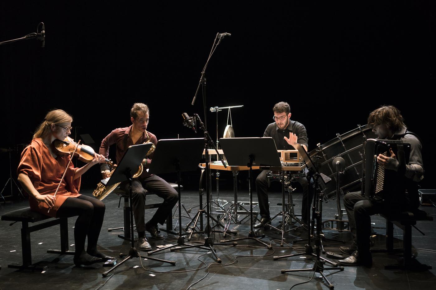Concept Store Quartet en Basel (Suiza)