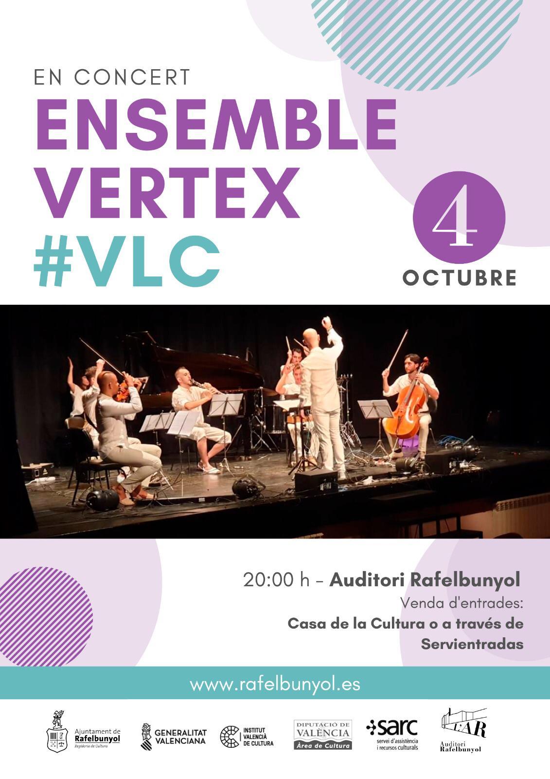 Ensemble Vértex en Rafelbunyol (València)